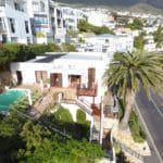 Camps Bay Terrace Lodge - Drone Image