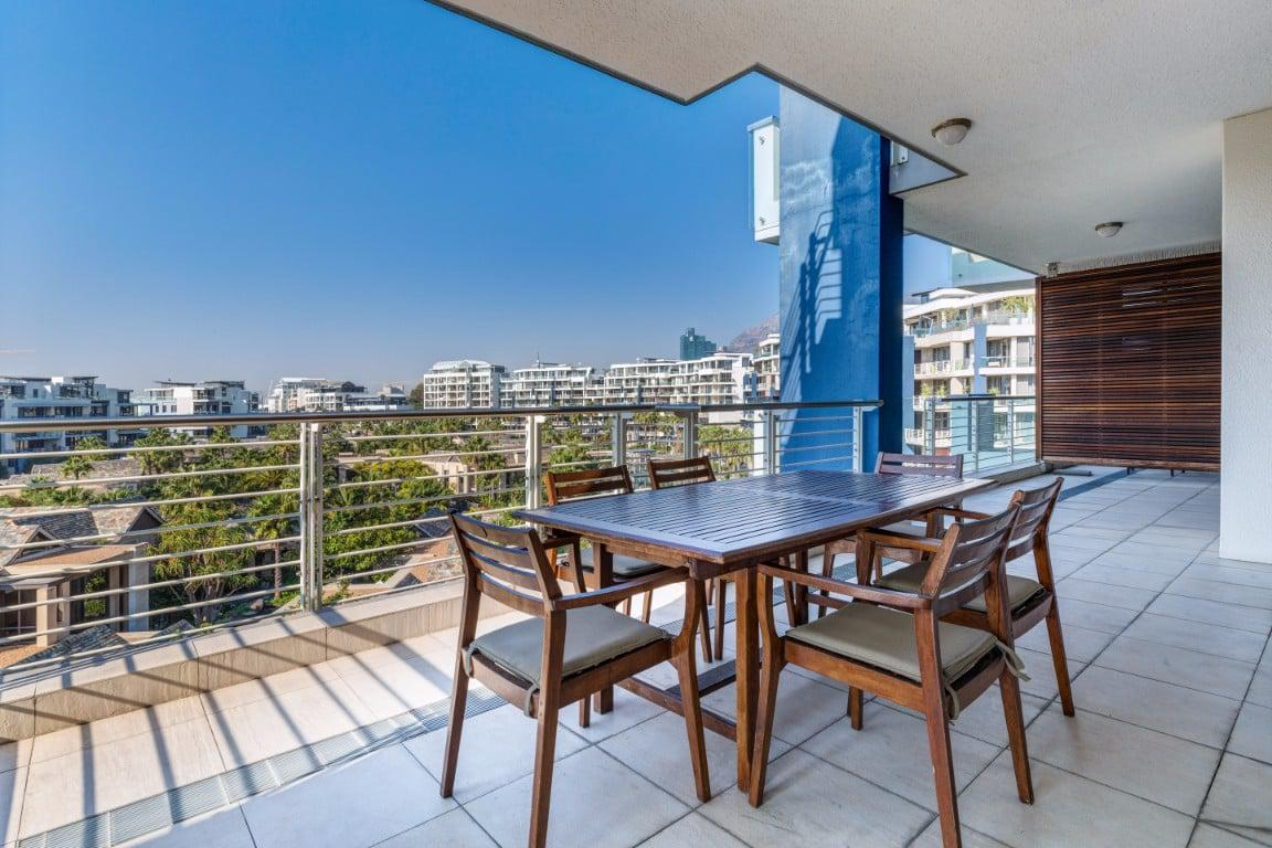 Holiday Rentals in Cape Town Close to Table Mountain