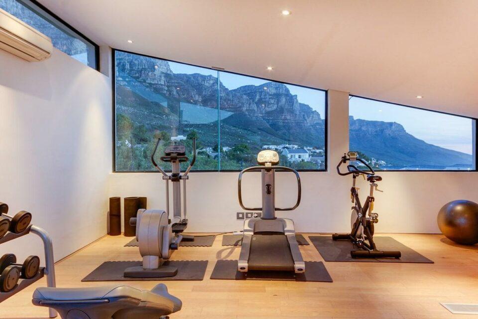 Prima Views - Gym room