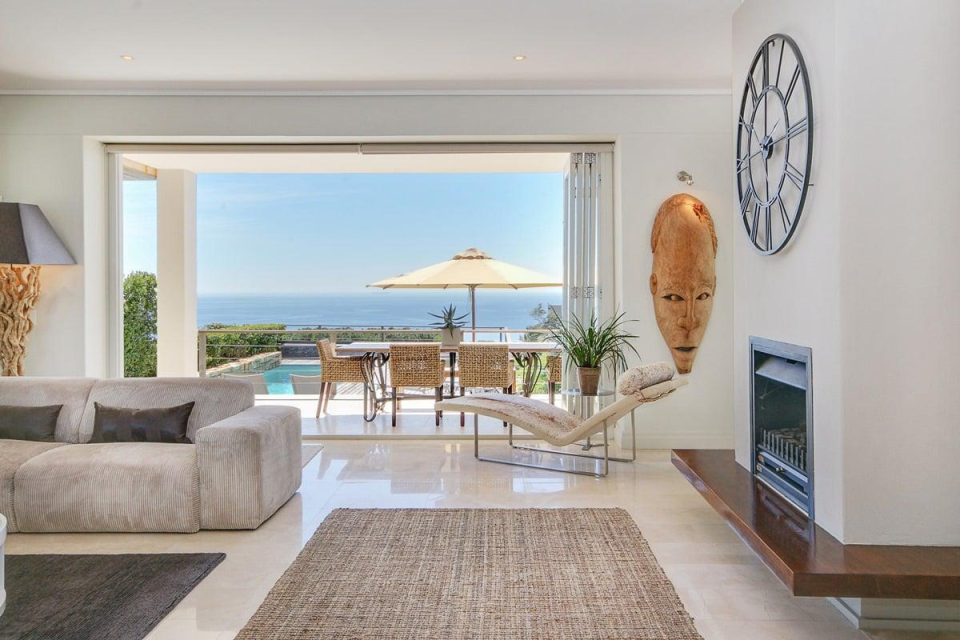 Villa Olivier - Living area & Views