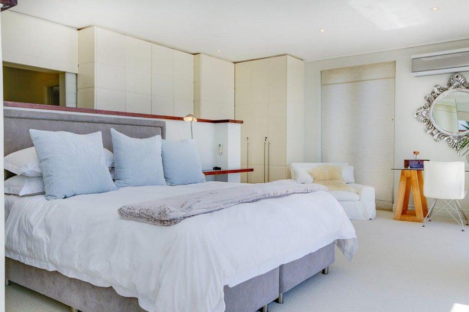 Villa Olivier - Master bedroom