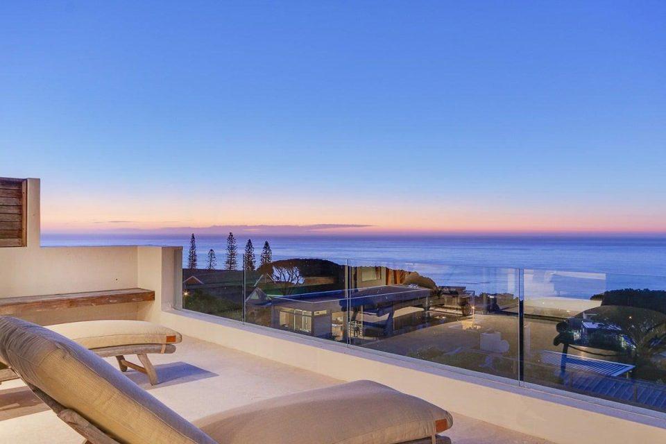 Villa Olivier - Balcony & Views