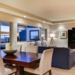 Dunmore Views - Living & Dining area