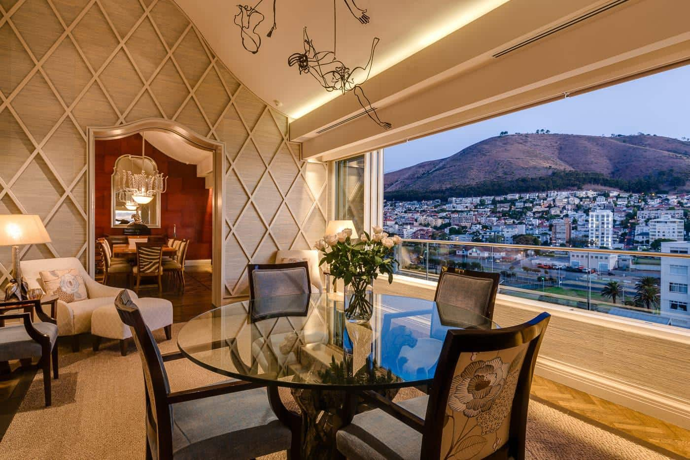 La Rive Penthouse - Holiday Rental in Green Point
