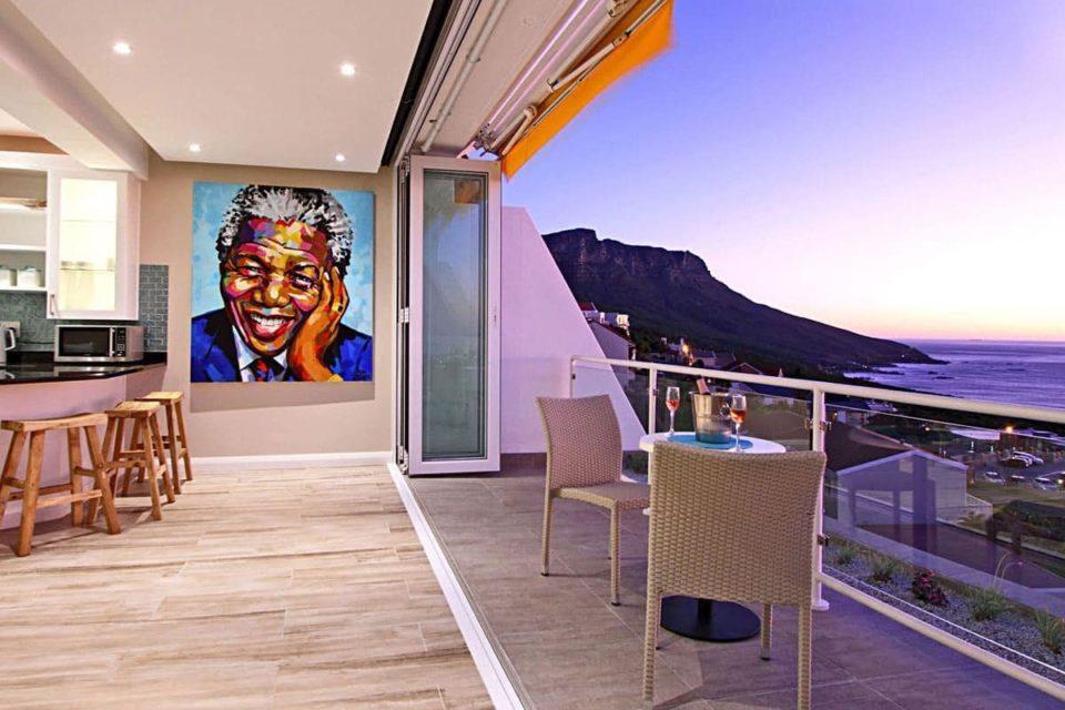Sunset Cove - Balcony & seating