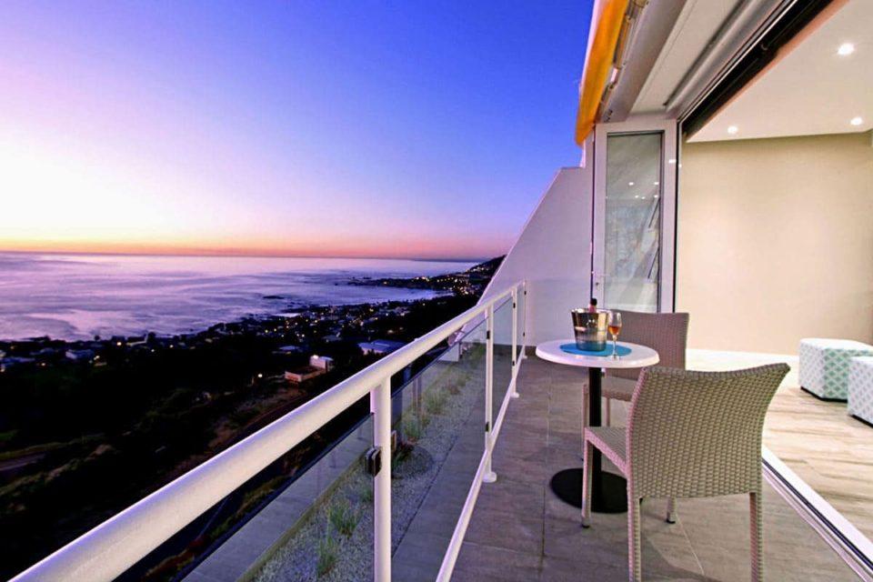 Sunset Cove - Balcony & ocean view