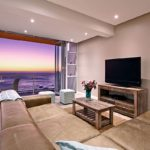 Sunset Cove - Living area & view