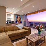 Sunset Cove - Living area