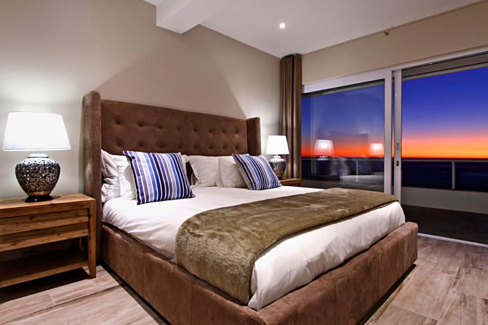 Sunset Cove - Master bedroom