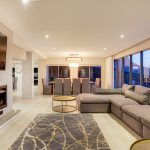 Apostle's Edge - Open Plan living area