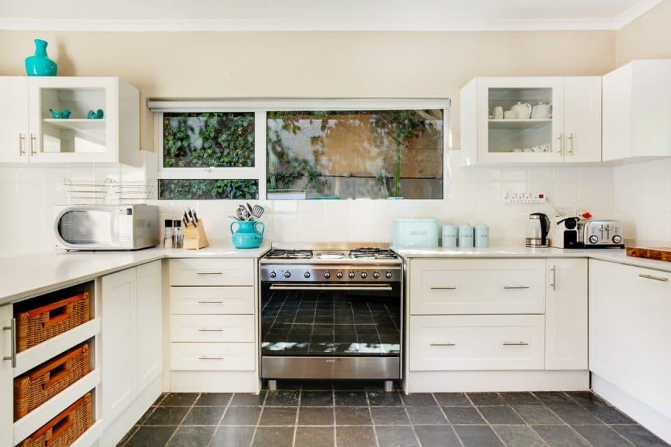 Bakoven Blue - Kitchen