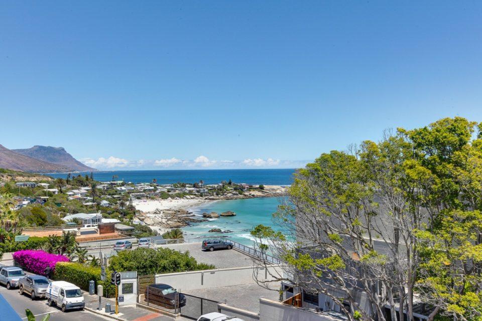 First Beach - Sea View