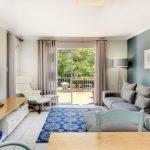 Sutton Place - Living space