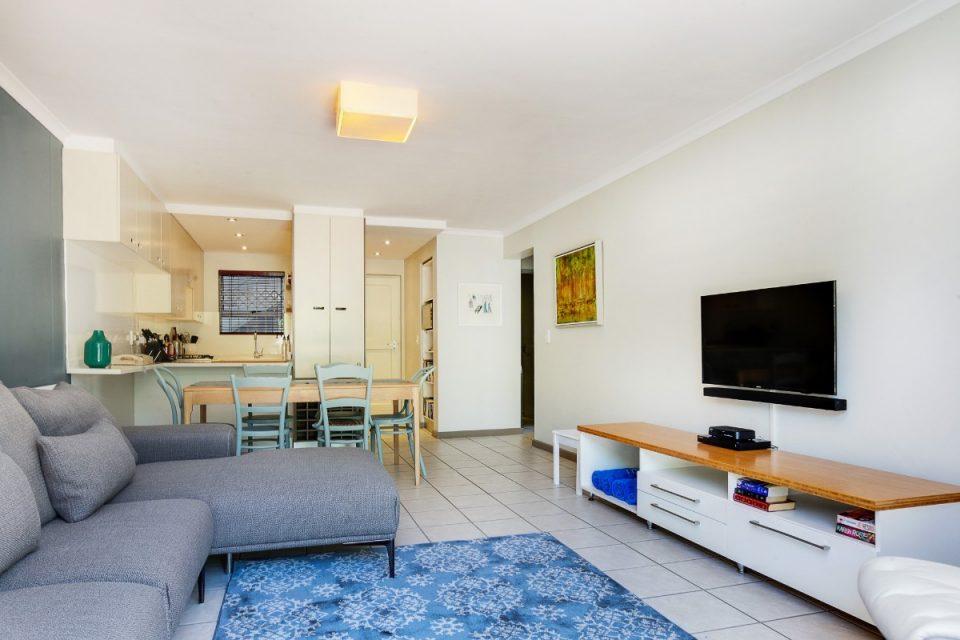 Sutton Place - Living area