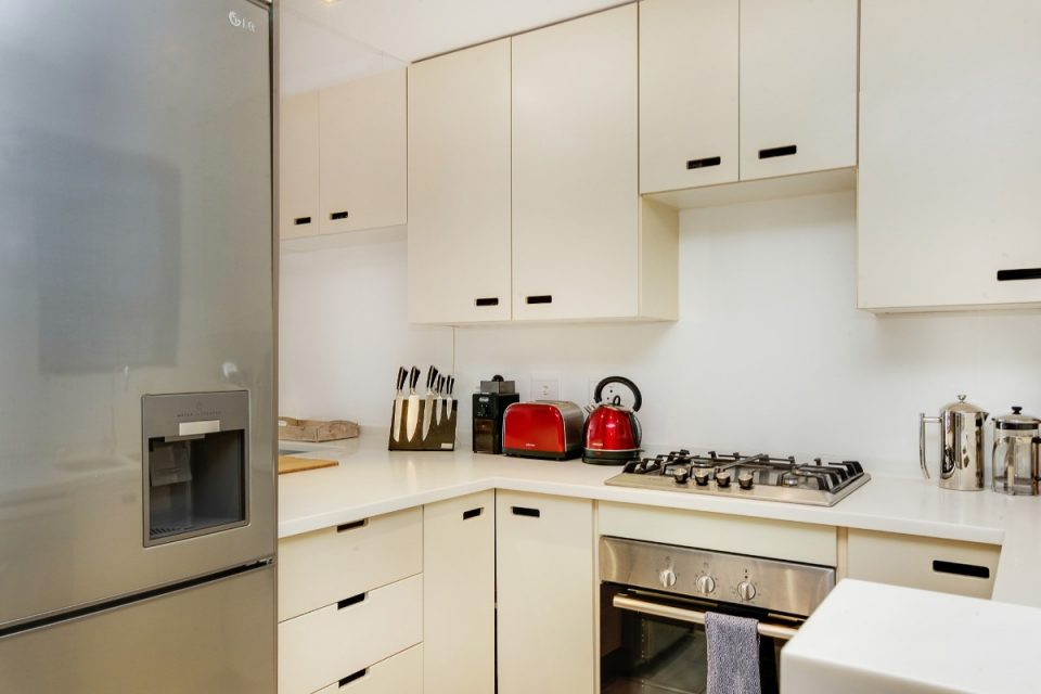 Sutton Place - Kitchen