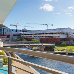 Canal Quays 205 - Balcony