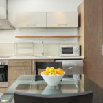 Canal Quays 205 - Kitchen