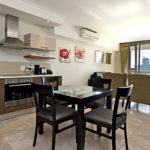 Canal Quays 505 - Kitchen & Dining space