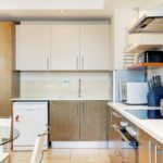 Canal Quays 706 - Kitchen