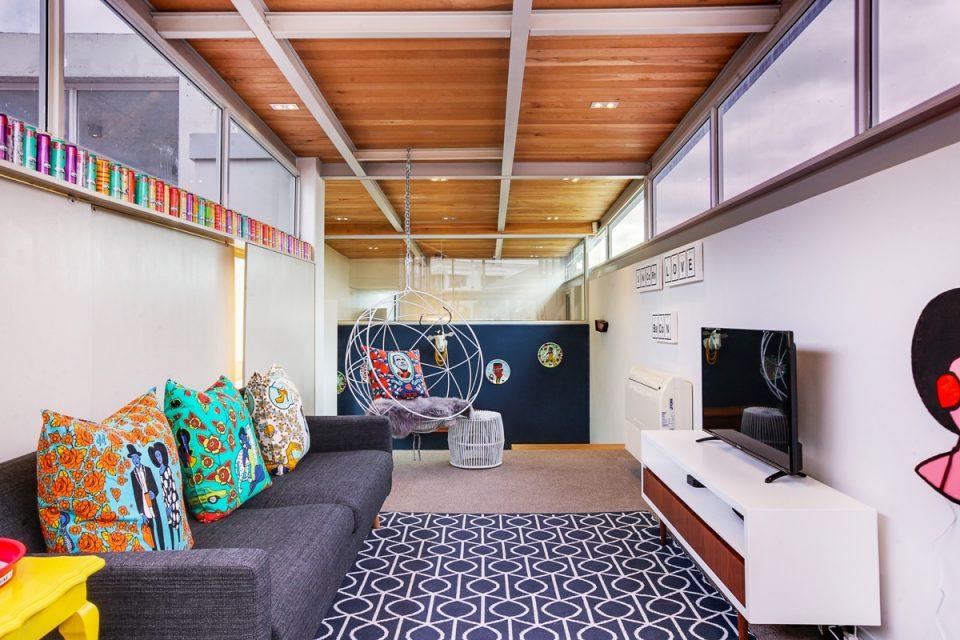 Cube 62 - TV room