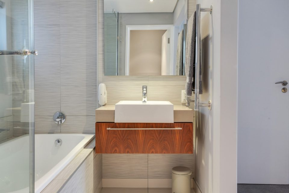 Harbour Edge 303 - Bathroom