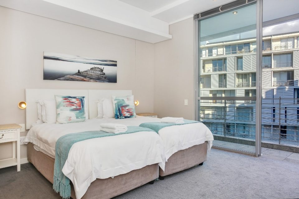 Harbour Bridge 317 - Second Bedroom
