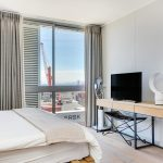 Harbour Bridge 417 - Third bedroom