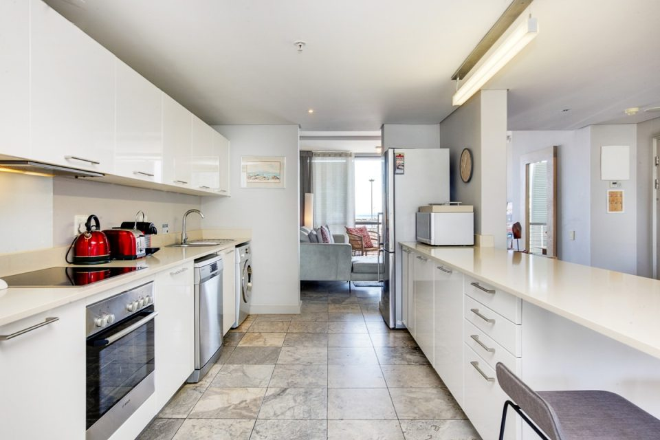 Harbour Bridge 417 - Kitchen