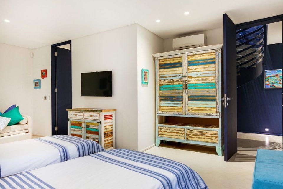 Coral Sea - Third bedroom