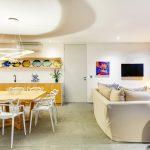 Coral Sea - Living area