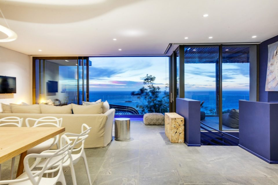 Coral Sea - Open plan living