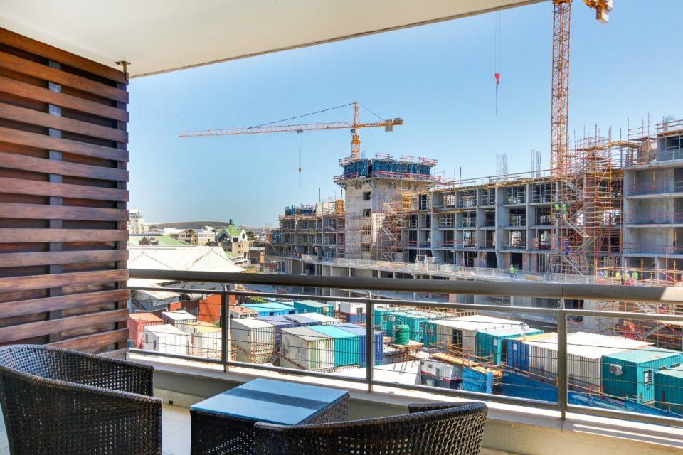 Canal Quays 506 - Balcony