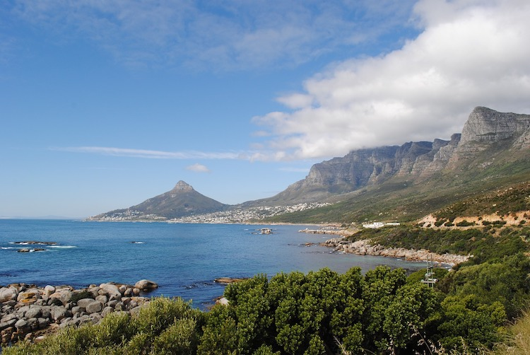 Lion's Head & Twelve Apostles Cape Town