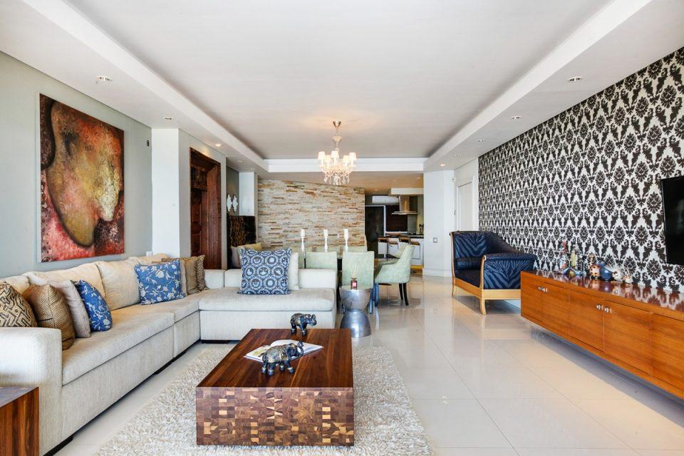 Rhapsody - Living room
