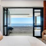 Bali Luxury Suite E - Master bedroom & View