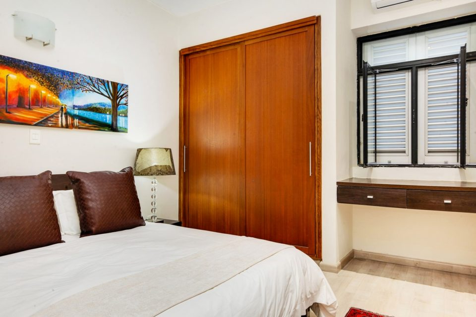 Bali Luxury Suite E - Second bedroom
