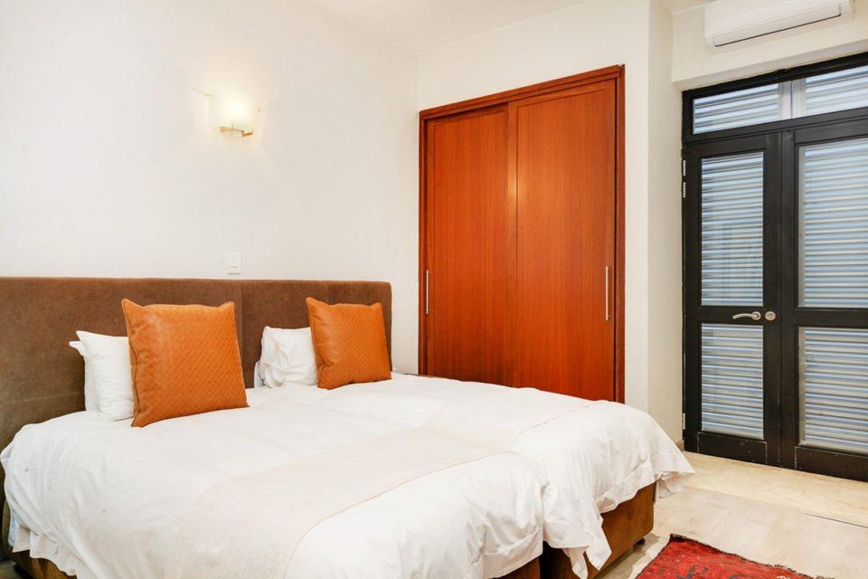 Bali Luxury Suite E - Third bedroom