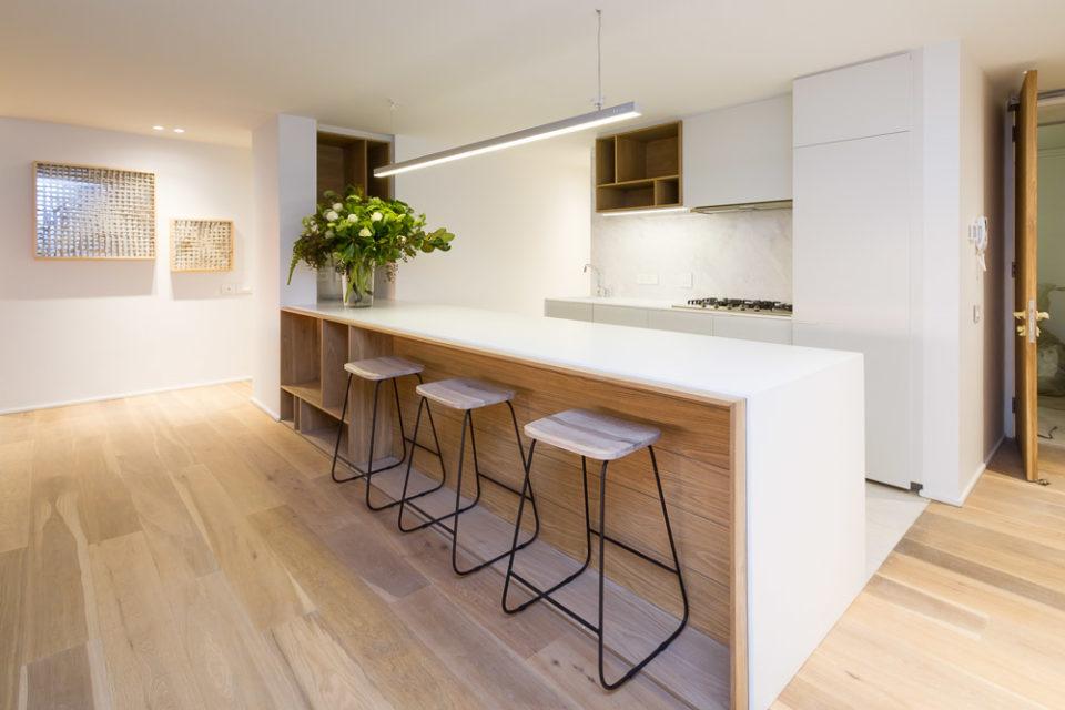 Lillamton - Kitchen & Seating