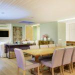 Topaz - Dining room