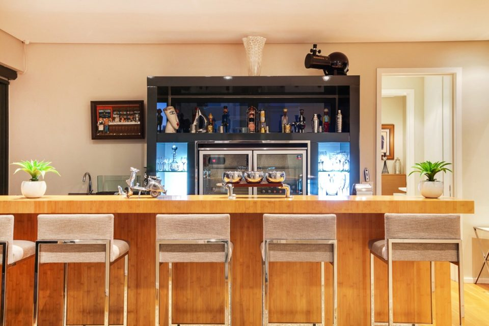 Happy Days - Bar area