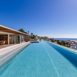 Topaz Ocean View Penthouse - Pool & View