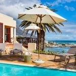 Camps Bay Terrace Lodge - Sun loungers