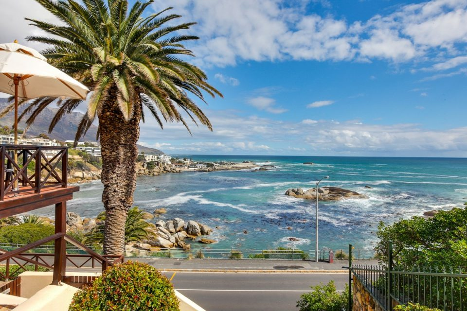 Camps Bay Terrace Lodge - Views