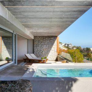 Lillamton - Pool & loungers