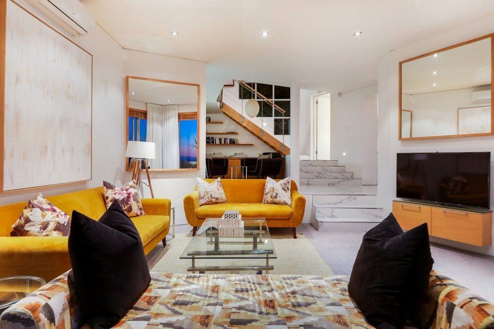 Villa Grenache - Living area