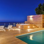 Villa Grenache - Swimming pool deck
