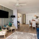 Beach Steps - Living area