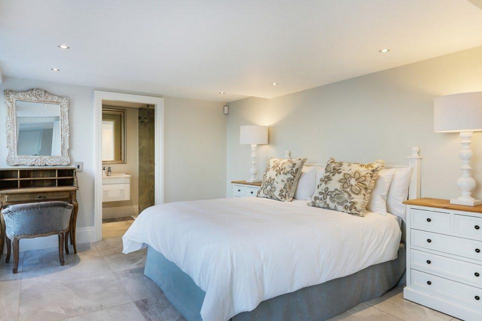Castle Rock - Flatlet bedroom