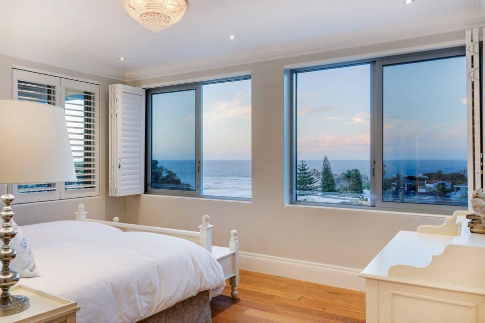 Castle Rock - Third bedroom views