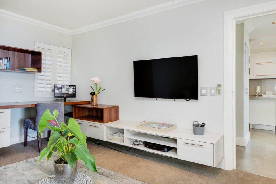 Medburn Alcove - Tv lounge